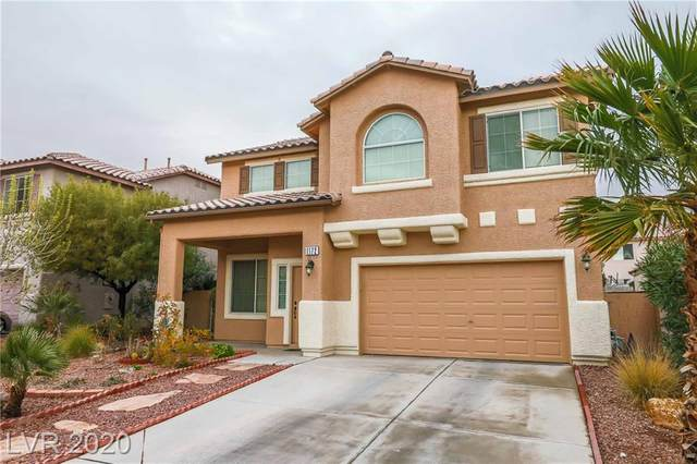 1172 Pale Sunset Court, Las Vegas, NV 89110 (MLS #2175277) :: Signature Real Estate Group