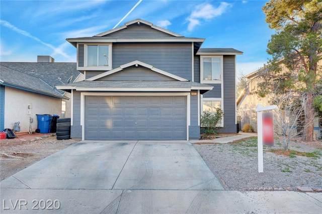 822 Schooner, Henderson, NV 89015 (MLS #2175489) :: Signature Real Estate Group