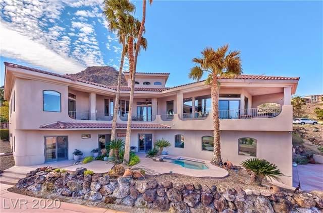 601 Lido Drive, Boulder City, NV 89005 (MLS #2175507) :: Signature Real Estate Group