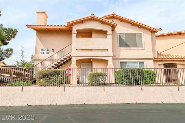 8450 Alta Drive #235, Las Vegas, NV 89145 (MLS #2175609) :: Helen Riley Group | Simply Vegas