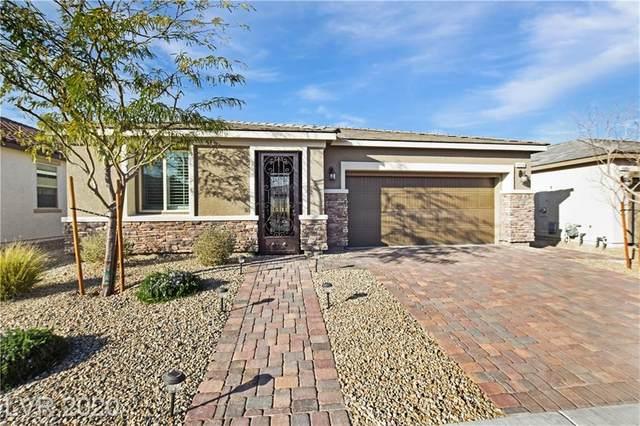 4538 Donald Creek, Las Vegas, NV 89141 (MLS #2175634) :: Signature Real Estate Group