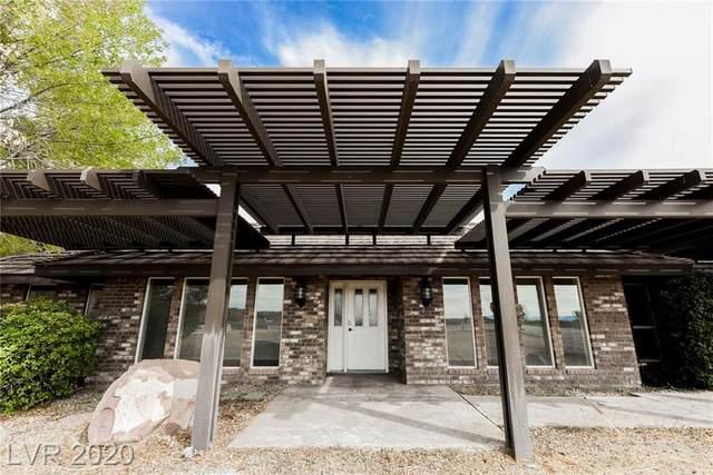 1988 Moapa Valley Boulevard, Moapa, NV 89021 (MLS #2175649) :: Signature Real Estate Group
