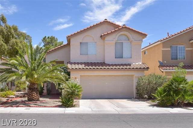 7820 Calico Flower, Las Vegas, NV 89128 (MLS #2175696) :: Signature Real Estate Group