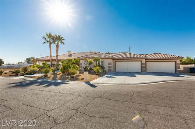 5845 El Camino, Las Vegas, NV 89118 (MLS #2175752) :: Signature Real Estate Group