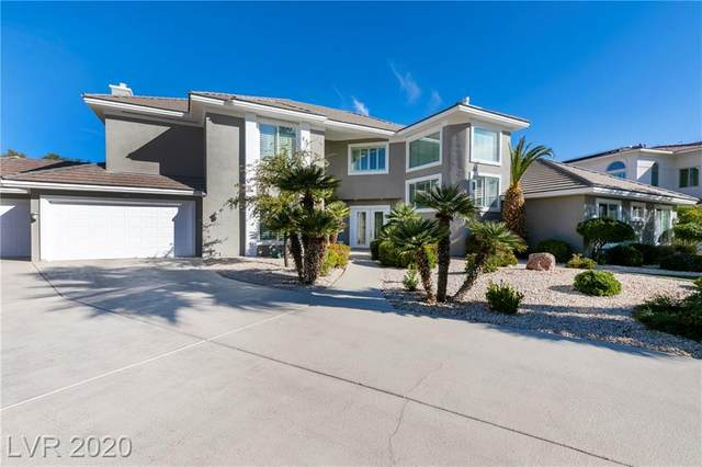194 Inveraray Court, Henderson, NV 89074 (MLS #2175901) :: The Lindstrom Group