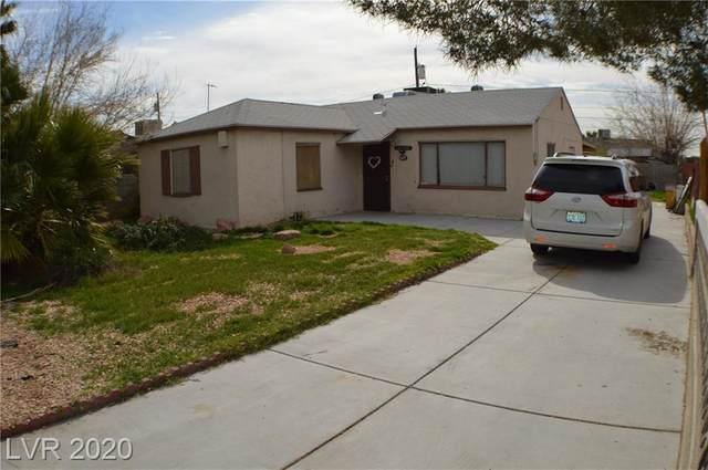 609 Orr Avenue, North Las Vegas, NV 89030 (MLS #2175975) :: Helen Riley Group | Simply Vegas