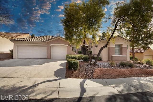 2813 Winslow Springs Drive, Henderson, NV 89052 (MLS #2175983) :: Signature Real Estate Group