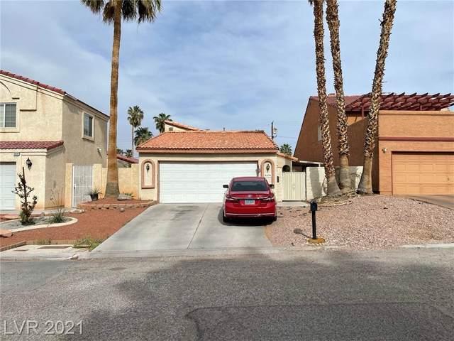 4434 Los Reyes Court, Las Vegas, NV 89121 (MLS #2176039) :: ERA Brokers Consolidated / Sherman Group