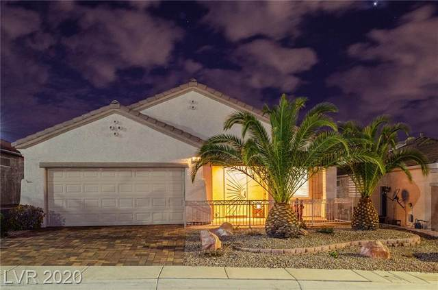 2923 Maffie Street, Henderson, NV 89052 (MLS #2176061) :: Signature Real Estate Group