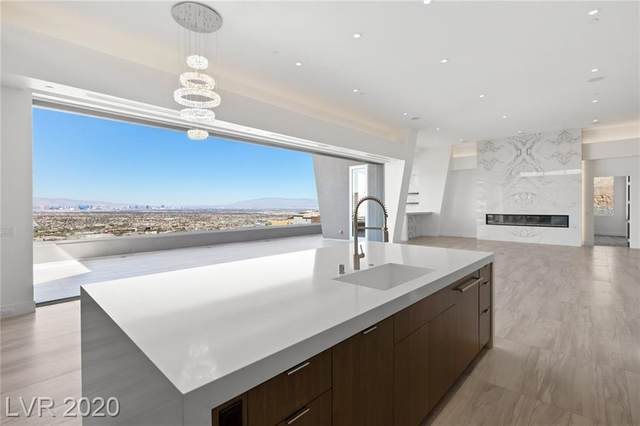 665 Tranquil Rim Court, Henderson, NV 89012 (MLS #2176278) :: The Lindstrom Group