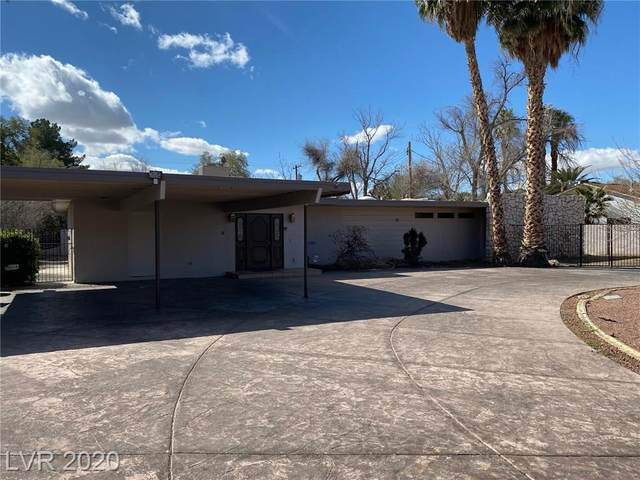 1925 Waldman Avenue, Las Vegas, NV 89102 (MLS #2176374) :: The Lindstrom Group