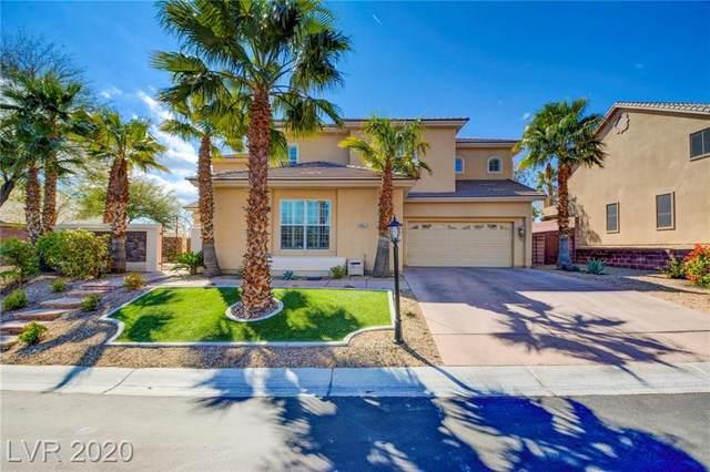 9067 Tierra Santa Avenue, Las Vegas, NV 89129 (MLS #2176376) :: Hebert Group | Realty One Group
