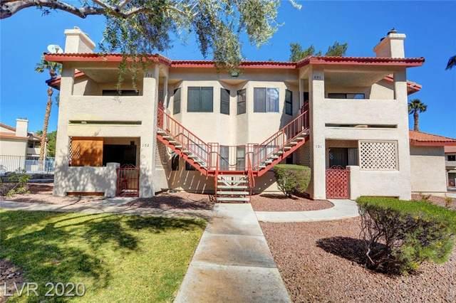 709 Rock Springs Drive #201, Las Vegas, NV 89128 (MLS #2176527) :: Billy OKeefe | Berkshire Hathaway HomeServices