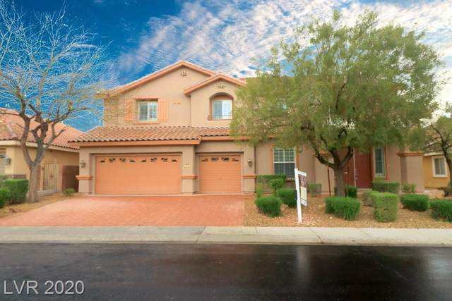 9636 Trattoria Street, Las Vegas, NV 89178 (MLS #2176682) :: Vestuto Realty Group