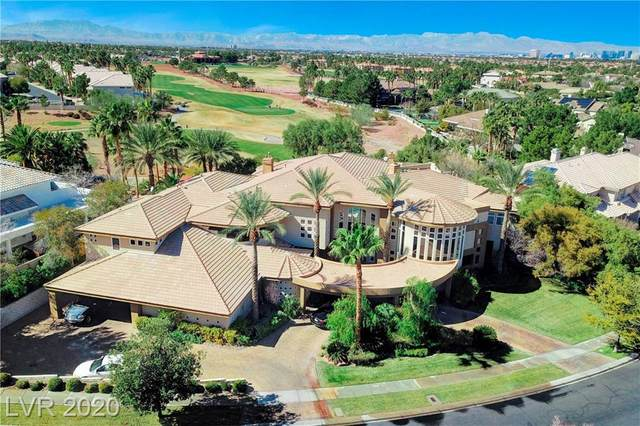 2061 Troon Drive, Henderson, NV 89074 (MLS #2176834) :: The Lindstrom Group