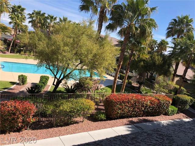 8985 S Durango Drive #2152, Las Vegas, NV 89113 (MLS #2176871) :: The Shear Team
