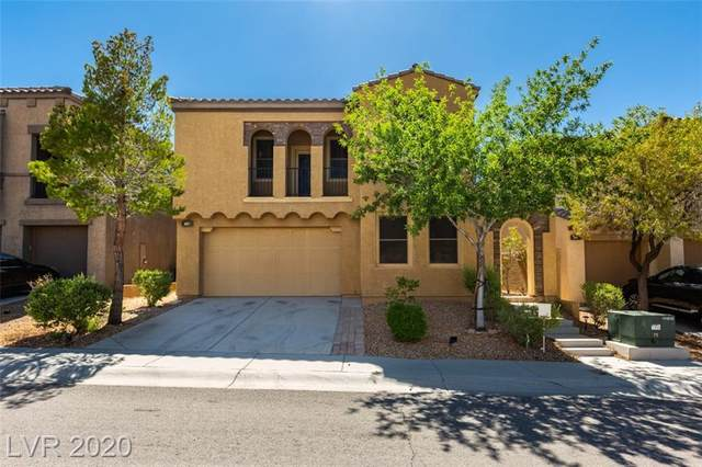 897 Via Stellato Street, Henderson, NV 89011 (MLS #2176943) :: Jeffrey Sabel