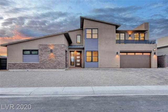 2200 Skyline Heights Lane, Henderson, NV 89052 (MLS #2177102) :: Helen Riley Group | Simply Vegas