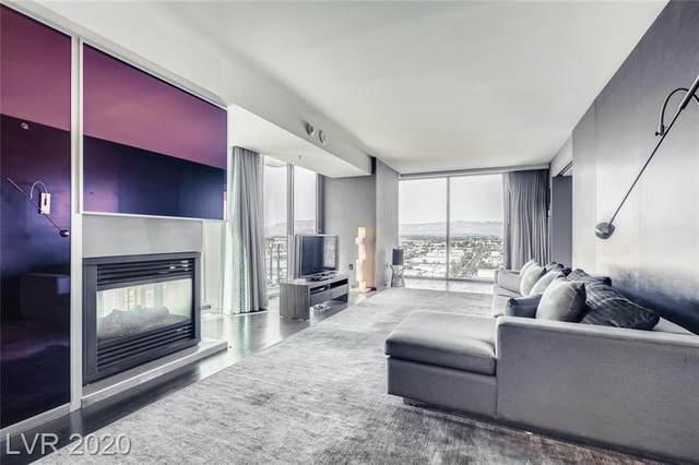 4381 Flamingo Road #1721, Las Vegas, NV 89103 (MLS #2177450) :: Signature Real Estate Group