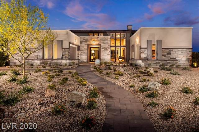 9878 Gemstone Sunset Avenue, Las Vegas, NV 89148 (MLS #2177566) :: Signature Real Estate Group