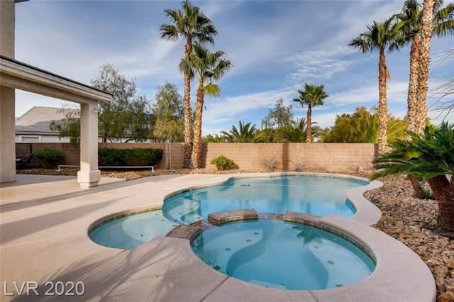 10151 Whispy Willow Way, Las Vegas, NV 89135 (MLS #2177983) :: Hebert Group | Realty One Group