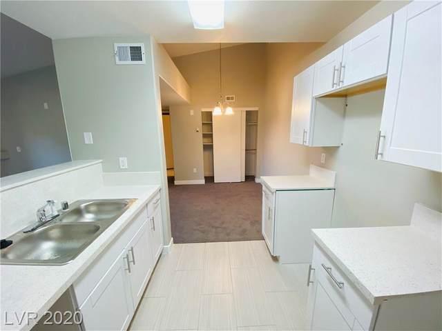 7885 Flamingo Road #2143, Las Vegas, NV 89147 (MLS #2178007) :: Hebert Group | Realty One Group
