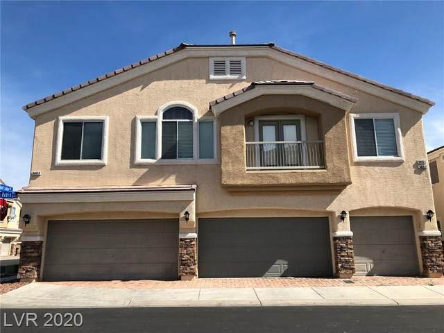 3316 Jamaica Princess #1, North Las Vegas, NV 89084 (MLS #2178783) :: The Mark Wiley Group | Keller Williams Realty SW