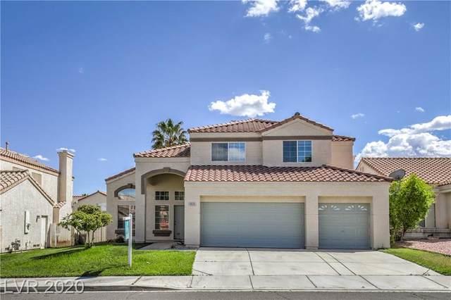8839 Katie Avenue, Las Vegas, NV 89147 (MLS #2179426) :: The Lindstrom Group