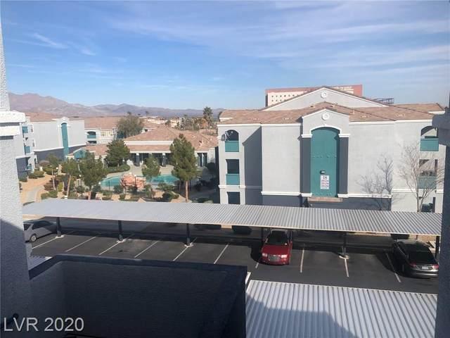 6955 N Durango #3085, Las Vegas, NV 89149 (MLS #2179790) :: Hebert Group | Realty One Group