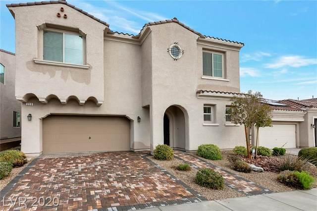 210 White Mule Avenue, Las Vegas, NV 89148 (MLS #2181034) :: The Lindstrom Group
