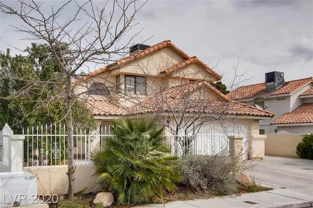 1260 White Drive, Las Vegas, NV 89119 (MLS #2182535) :: Hebert Group | Realty One Group
