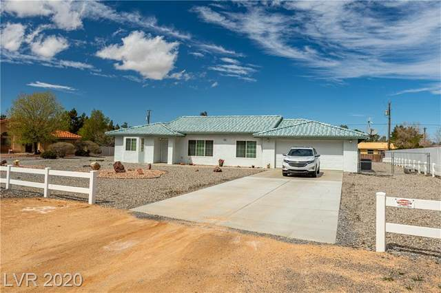 1680 Cypress Point Court, Pahrump, NV 89048 (MLS #2182738) :: The Lindstrom Group