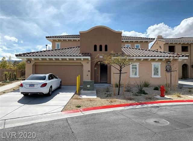 845 Pantara Place #2104, Las Vegas, NV 89138 (MLS #2182941) :: Helen Riley Group | Simply Vegas