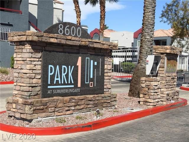8600 Charleston Boulevard #1107, Las Vegas, NV 89117 (MLS #2183064) :: Helen Riley Group   Simply Vegas