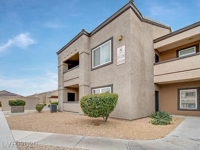 6650 Warm Springs Road #1053, Las Vegas, NV 89118 (MLS #2183157) :: Billy OKeefe | Berkshire Hathaway HomeServices