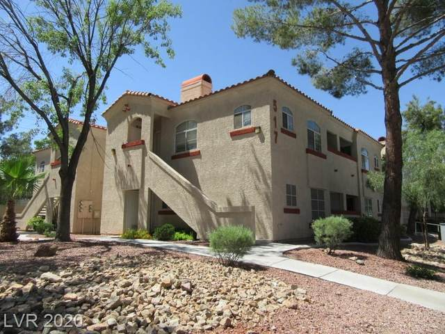 517 Indian Bluff Street #101, Las Vegas, NV 89145 (MLS #2183940) :: The Mark Wiley Group | Keller Williams Realty SW