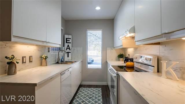 870 Avenue B #602, Boulder City, NV 89005 (MLS #2184526) :: Signature Real Estate Group