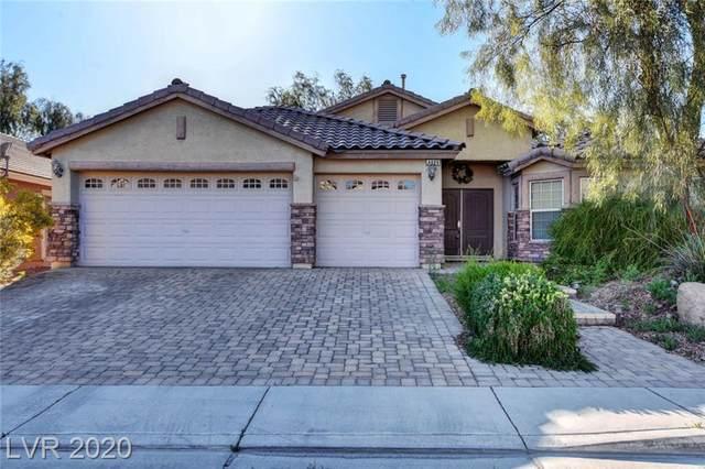 4809 Captain Mcdonald, North Las Vegas, NV 89031 (MLS #2184955) :: Brantley Christianson Real Estate