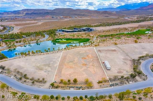 10819 Stardust, Las Vegas, NV 89135 (MLS #2185396) :: The Lindstrom Group
