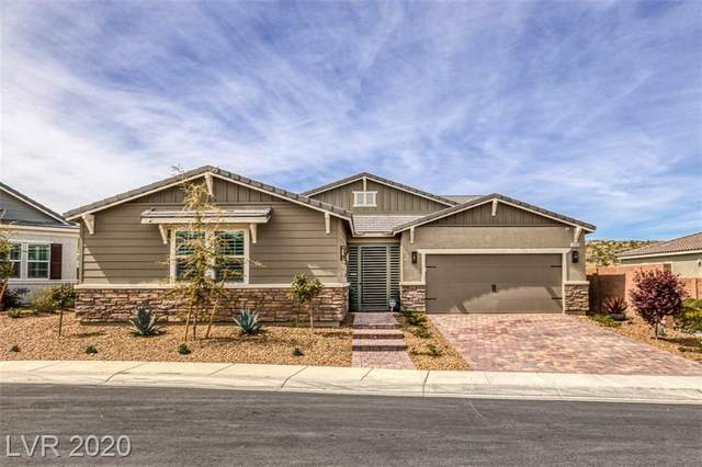 2489 Cingoli, Henderson, NV 89044 (MLS #2185787) :: Jeffrey Sabel