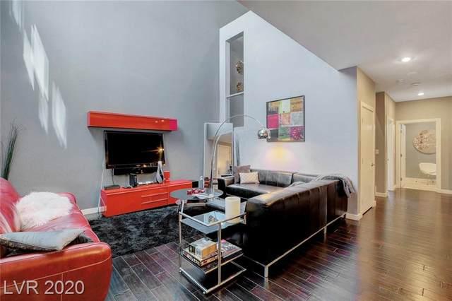 4555 Dean Martin Drive #102, Las Vegas, NV 89103 (MLS #2186419) :: Billy OKeefe | Berkshire Hathaway HomeServices