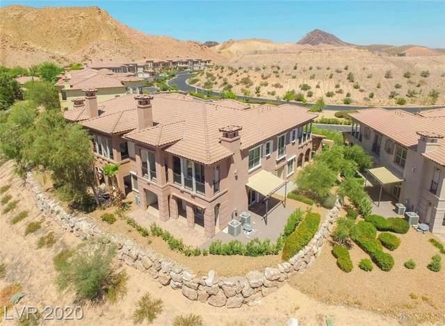 26 Via Vasari #101, Henderson, NV 89011 (MLS #2186695) :: Signature Real Estate Group