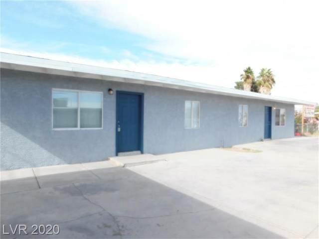 2313 Webb, North Las Vegas, NV 89030 (MLS #2186775) :: Hebert Group | Realty One Group