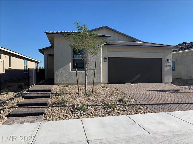 2407 Arrington Avenue, North Las Vegas, NV 89086 (MLS #2187063) :: Performance Realty