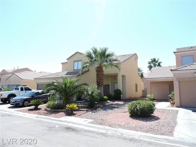 5955 Bushra, Las Vegas, NV 89110 (MLS #2187121) :: Performance Realty