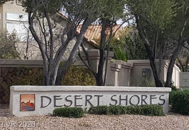 3150 Soft Breezes #1185, Las Vegas, NV 89128 (MLS #2187227) :: The Shear Team