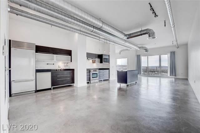 200 Hoover #1708, Las Vegas, NV 89101 (MLS #2187266) :: Billy OKeefe | Berkshire Hathaway HomeServices