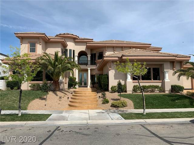 1371 Ruby Sky Court, Henderson, NV 89052 (MLS #2187336) :: The Lindstrom Group