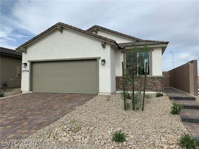 6704 Millbury Street, North Las Vegas, NV 89086 (MLS #2187437) :: Performance Realty