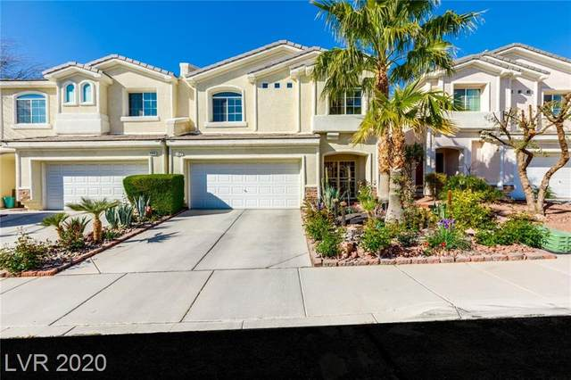 2452 Devotion Ridge Drive, Henderson, NV 89052 (MLS #2187967) :: Hebert Group | Realty One Group